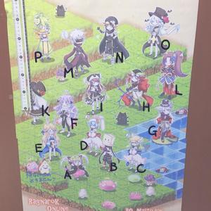 【RO】アクリルジオラマフィギュア