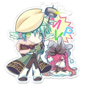 【RO】養子ABくんアクリルキーホルダー