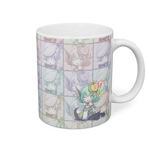 【RO】緑のゴリラマグカップ
