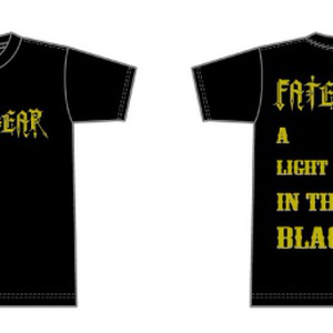 A Light in the Black Tシャツ