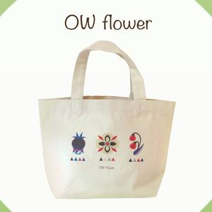 ◼︎overwatch◼︎ OWflower(トートバッグ)タロン