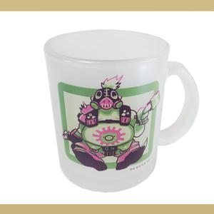 ◼︎overwatch◼︎ ロードホッグ(マットマグカップ)