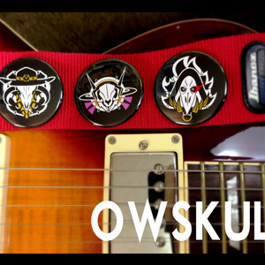 ◼︎overwatch◼︎ OW SKULL(缶バッチセット)