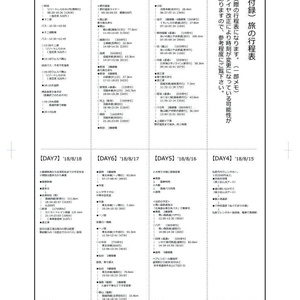 BuraKita vol.1 ぐるっと夏の東北ひとり旅