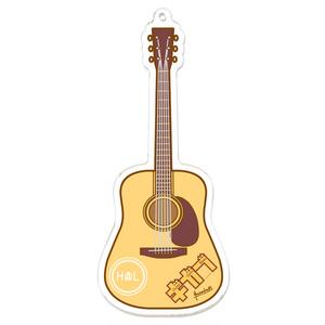 ギガブ(ギター)(アクリルキーホルダー02)