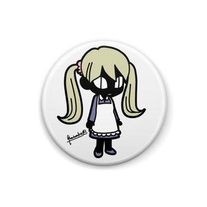 葱田アリス(缶バッジ01)