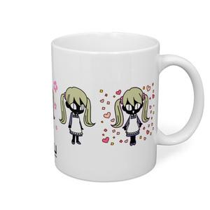 葱田アリス(マグカップ)
