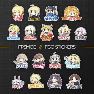 Fate Grand Order Sticker by Soyatu