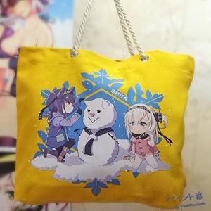 第六十一駆逐隊の雪遊びビッグショッピングバッグ