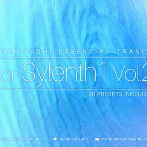 Nishikushi Essential Trance for Sylenth1 Vol.2