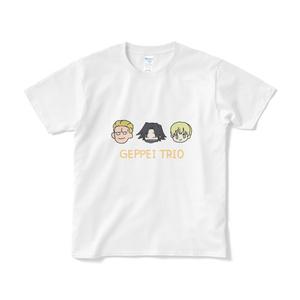GEPPEI TRIO Tシャツ(キャラ)