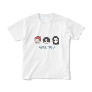 ADULTRIO Tシャツ(キャラ)