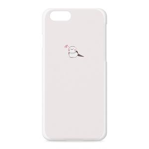 恋するシマエナガiPhoneケース
