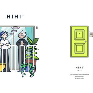 "HIHI"" -日々-"