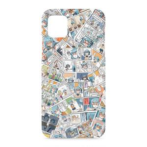 絵日記柄iPhoneケース