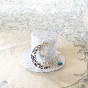 ドルチェ・デ・シレ—ナ・星と薔薇 アイスブルー