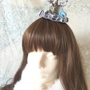 ミニハット(姫騎士のハット・アイスドラゴン)