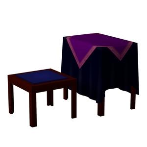 テーブル&スツール