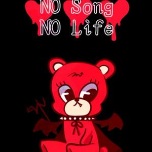 Nosong Nolife デビくま 待ち受け画像