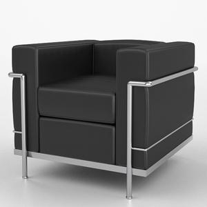 3D モデルデータ sofa017