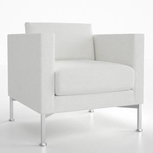 3D モデルデータ sofa018