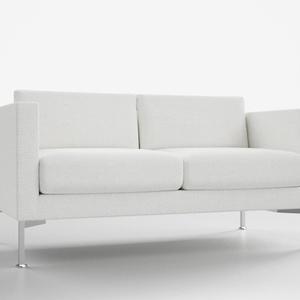 3D モデルデータ sofa018M