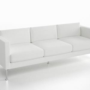 3D モデルデータ sofa018L