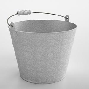 3D モデルデータ bucket_free