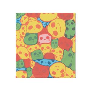 マーブルパンダのタオル