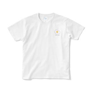 めだまやき ワンポイントTシャツ