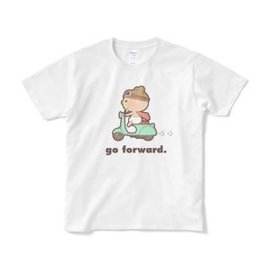 ぶーちゃん×スクーターTシャツ(カラー)