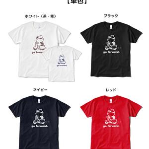ぶーちゃん×スクーターTシャツ(単色)