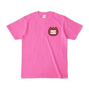 えんじニアのためのスモック風Tシャツ / tofu on fire