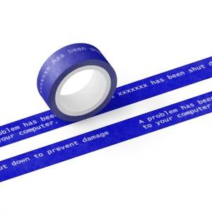プログラマのためのマスキングテープ