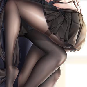 愛宕&高雄 抱き枕カバー 全年齢Ver. 年末年始キャンペーン色紙付き
