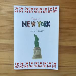 【電子版】7days in NY + NJ
