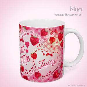 マグカップ[Vitamin Shower No.01]