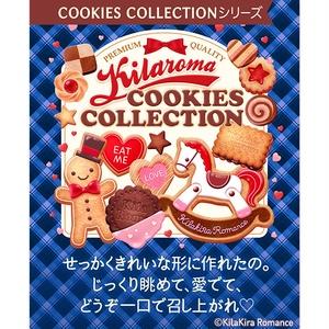 デザインペーパー[COOKIES COLLECTION No.01](チケット風)