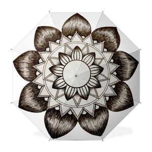 Artwork Mandala傘 #2