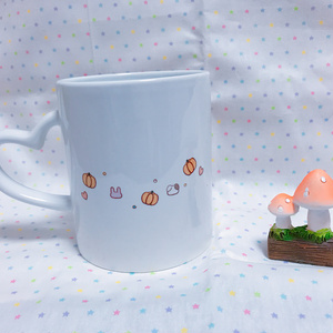 翠千ハロウィンマグカップ