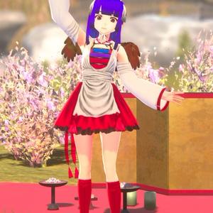 小山芳姫(おやまよしひめ)衣装
