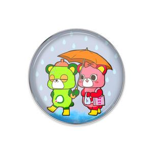 【一番太郎&ノン子】雨の日