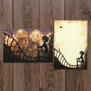 ポストカード「いつもの場所」