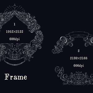 Frame and Line 2
