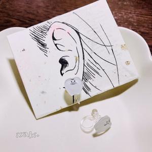 てぃーすのイヤリング【送料、梱包代込み価格】