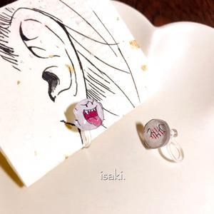 テレサの耳飾り【送料、梱包代込み価格】