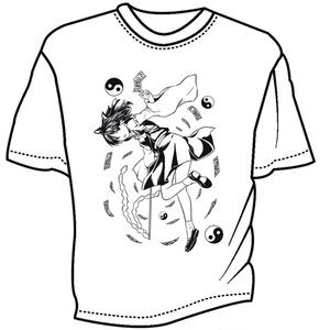 博麗 霊夢 ドライメッシュTシャツ
