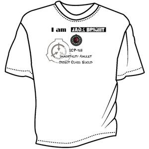 SCP-963ドライメッシュTシャツ