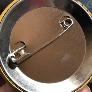 バスブロ缶バッジ●三郎