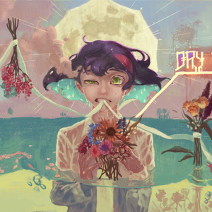 VOCALOIDアルバム 『Dry Flower』 ダウンロード版